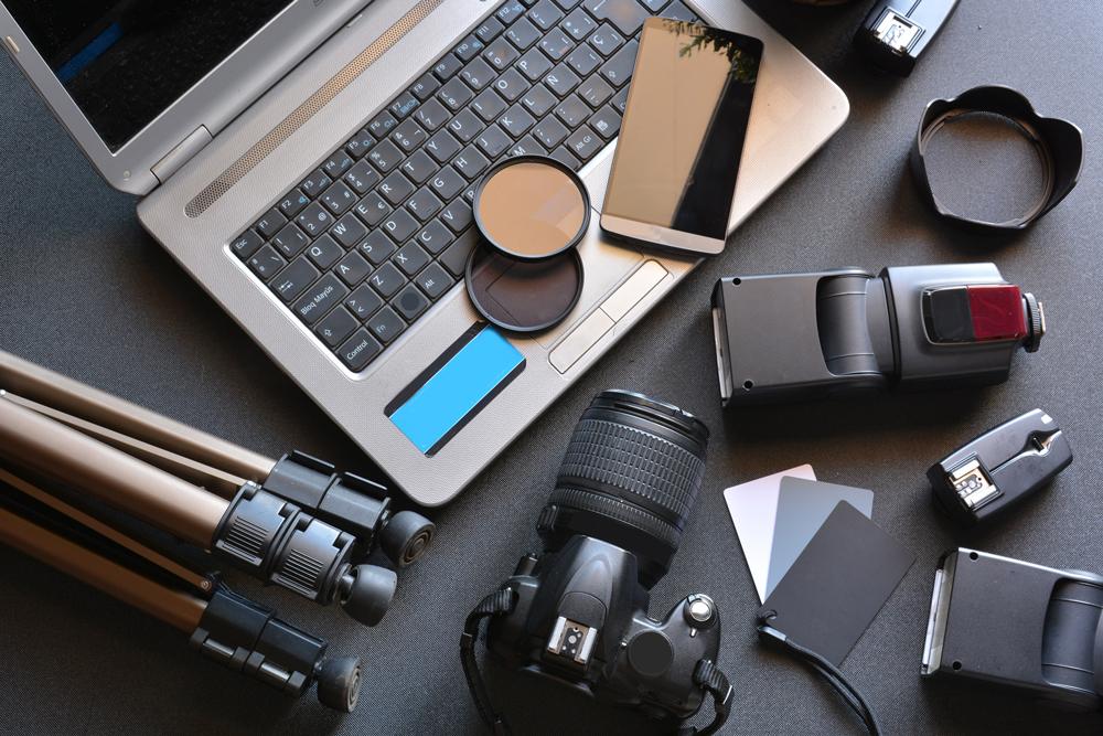 【写真の撮り方】機材は何が必要?本格的な写真を撮るための機材6選