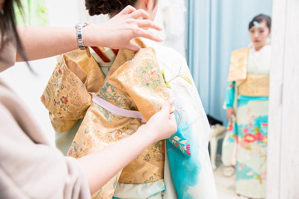 着付けのポイントとは?着物を綺麗に美しく、かつ楽に着こなすコツを解説サムネイル